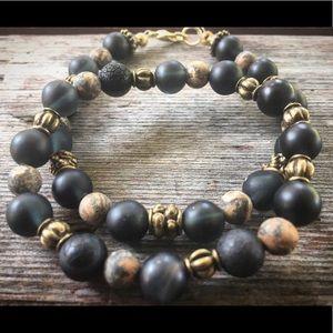 Handmade bracelets by me